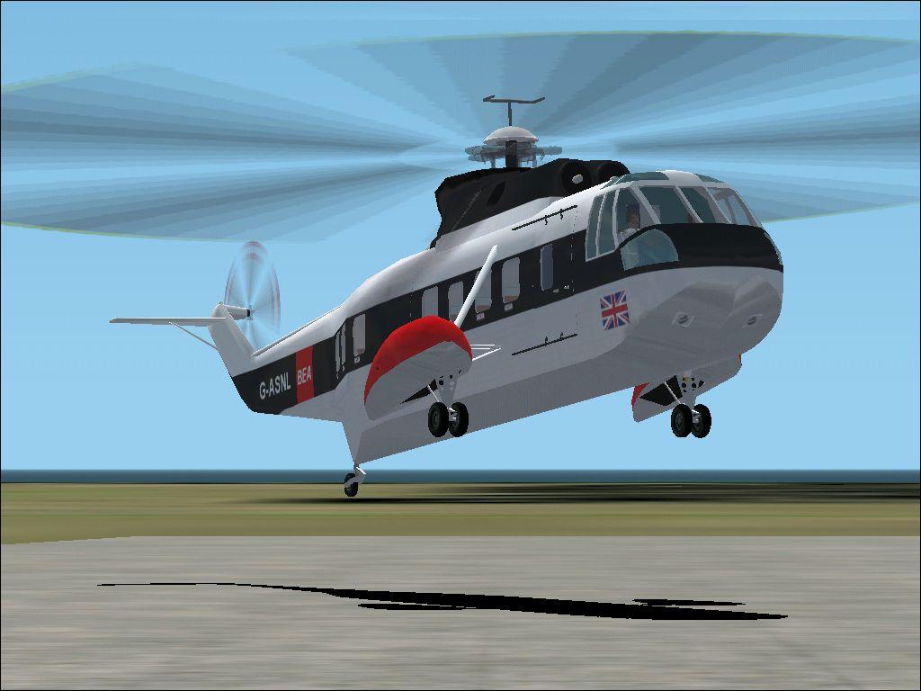 Elicottero S 61 : Work in progress s n